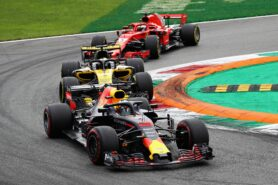 Hulkenberg aims to beat Ricciardo