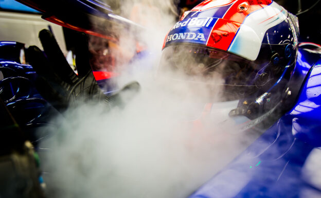 Gasly helmet to be analysed after Sochi incident
