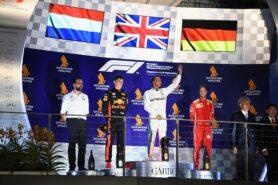 Race Results 2018 Singapore F1 Grand Prix