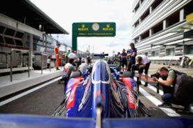 Lap times 2nd practice 2018 Russian F1 Grand Prix