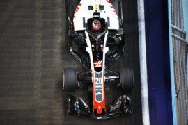 Kevin Magnussen, Haas F1 Team VF-18 Singapore GP F1/2018