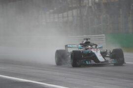 Formula One - Mercedes-AMG Petronas Motorsport, Italian GP 2018. Lewis Hamilton