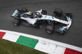 Formula One - Mercedes-AMG Petronas Motorsport, Italian GP 2018. Valtteri Bottas