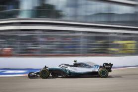 Qualifying results 2018 Russian F1 Grand Prix
