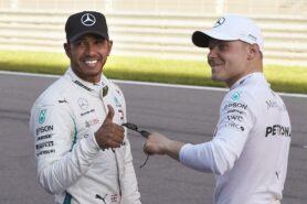 F1 Winter Break: Holy Snowman by Mercedes