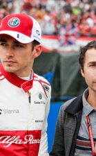 Nicholas Todt plays down his Ferrari power