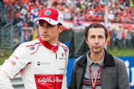 Nicolas Todt plays down his Ferrari power