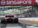 Marcus Ericsson, Alfa Romeo Sauber C37 at Formula One World Championship, Rd15, Singapore Grand Prix, Practice, Marina Bay Circuit, Singapore 2018.