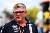 Otmar Szafnauer (USA) Racing Point Force India F1 Team Principal and CEO. Italian Grand Prix, Saturday 1st September 2018. Monza Italy.