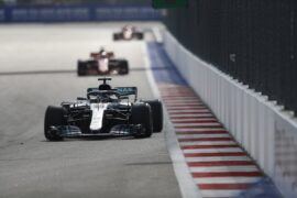 Lewis Hamilton on top Russian GP F1/2018