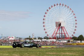 Mercedes debrief 2018 Japanese F1 GP