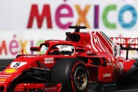 Vettel hopes Schumacher races for Ferrari