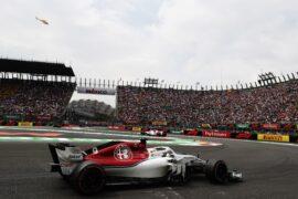 Marcus Ericsson Sauber Mexico GP F1/2018