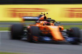 Stoffel Vandoorne McLaren Japanese GP F1/2018