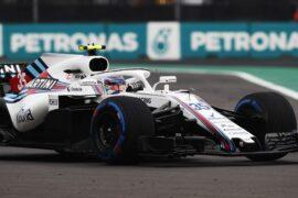 Sergey Sirotkin Williams Mexico GP F1/2018