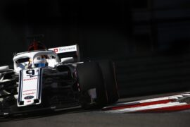 Marcus Ericsson Sauber Russian GP F1/2018