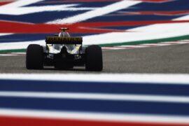 Carlos Sainz Renault US GP F1/2018