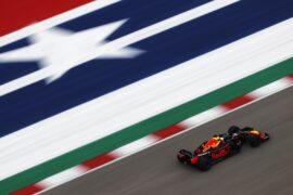 Daniel Ricciardo Red Bull US GP F1/2018