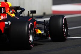 Daniel Ricciardo Red Bull Mexico GP F1/2018