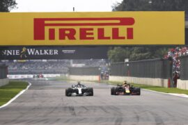 Lewis Hamilton & Daniel Ricciardo Mexico GP F1/2018