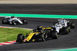 Nico Hulkenberg (GER) Renault Sport F1 Team RS18. Japanese Grand Prix, Sunday 7th October 2018. Suzuka, Japan.