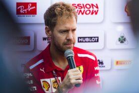 Vettel announces Ferrari exit