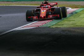 2018 Japanese GP Ferrari Sebastian Vettel