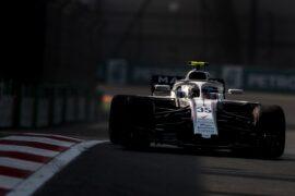 Sergey Sirotkin, Williams FW41. Mexico GP F1/2018.