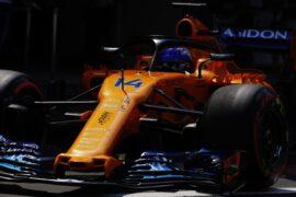 Autódromo Hermanos Rodríguez, Mexico City 2018. Fernando Alonso, McLaren MCL33.