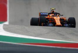Circuit of the Americas, Austin, Texas, USA 2018. Stoffel Vandoorne, McLaren MCL33