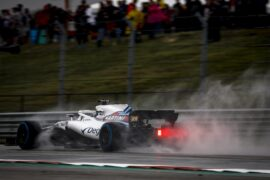 Circuit of the Americas, Austin, Texas, USA Friday 19 October 2018. Lance Stroll, Williams FW41.