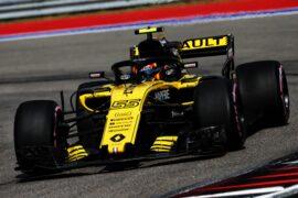 Carlos Sainz Jr (ESP) Renault Sport F1 Team RS18. Russian Grand Prix, Saturday 29th September 2018. Sochi Autodrom, Sochi, Russia.