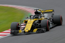 How does high altitude affect an F1 car?