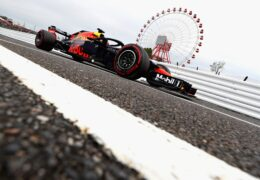 Daniel Ricciardo Red Bull on track during practice for the Formula One Grand Prix of Japan at Suzuka 2018
