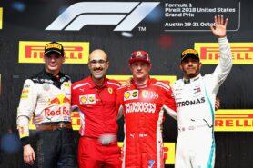 Race Results 2018 US F1 Grand Prix