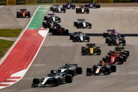 Hamilton: Pace difference 'serious problem' for F1