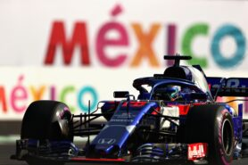 Mexico has 'no contract' for 2020 GP