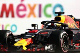 Ricciardo plays down Mexico frustration