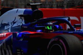 Brendon Hartley Toro Rosso Mexico GP F1/2018