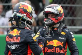 Father: 'Anger' at Ricciardo powered Verstappen win