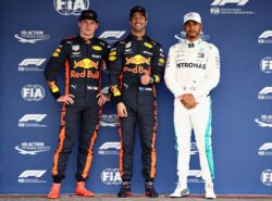 Qualifying results 2018 Mexican F1 Grand Prix