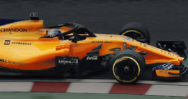 'Leaked' McLaren 2019 photo was a fake