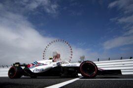 Suzuka Circuit, Suzuka, Japan 2018. Sergey Sirotkin, Williams FW41.