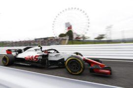 Kevin Magnussen Haas Japanese GP F1/2018