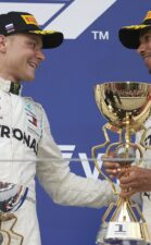 Hamilton: Bottas partnership 'best ever in F1'