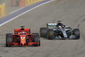 Vettel rules out leaving Ferrari