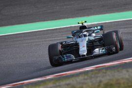 Formula One - Mercedes-AMG Petronas Motorsport, Japanese GP 2018. Valtteri Bottas
