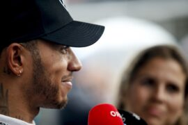 Hamilton takes back comments about Wolff for CEO
