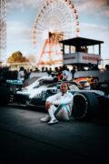 Formula One - Mercedes-AMG Petronas Motorsport, Japanese GP 2018. Lewis Hamilton