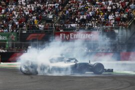 Formula One - Mercedes-AMG Petronas Motorsport, Mexican GP 2018. Lewis Hamilton